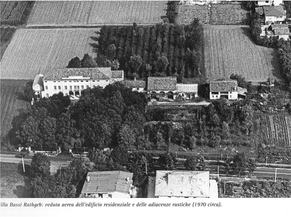 Abano Terme, Villa Bassi-Rathgeb (circa 1970)