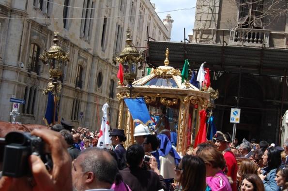 Cagliari, processione di S. Efisio