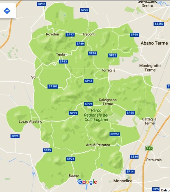 Parco naturale regionale dei Colli Euganei