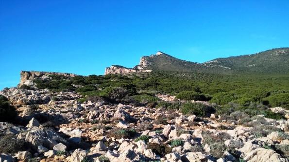 Alghero, costa di Punta Cristallo