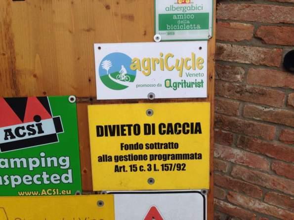 """Cervarese S. Croce, agriturismo """"La Buona Terra"""""""
