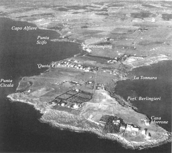 Crotone, area di Capo Colonna - Capo Scifo