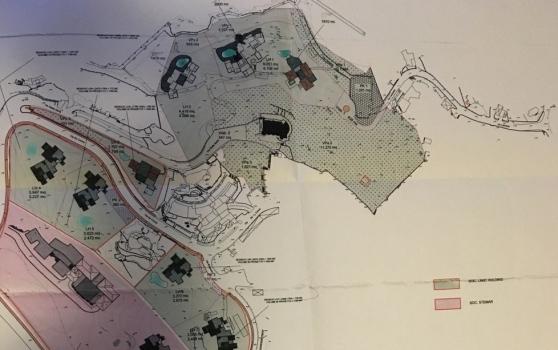 Arzachena, Porto Cervo, piano di lottizzazione Stemar s.r.l. (foto La Nuova Sardegna)