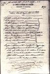 """Corte D_Appello di Cagliari, 1868, Elenco degli imputati al processo per i moti """"de SuConnottu"""""""