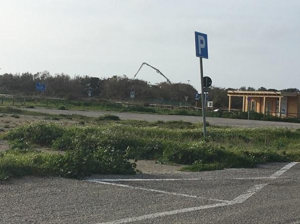 Stintino, Le Saline, cantiere - Copia