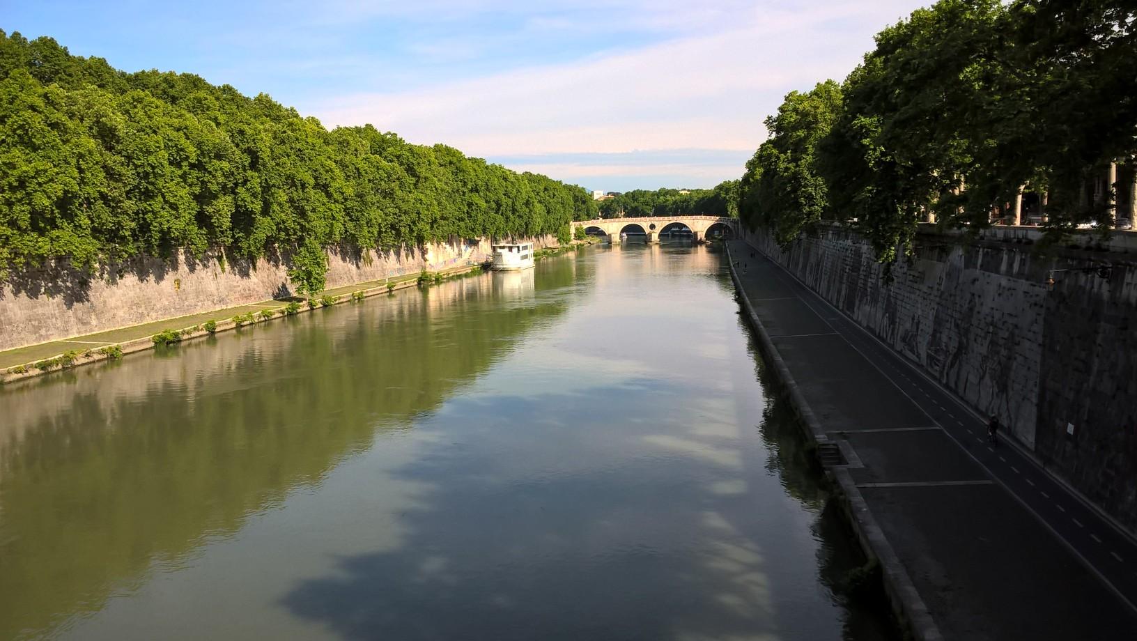 Roma, Fiume Tevere