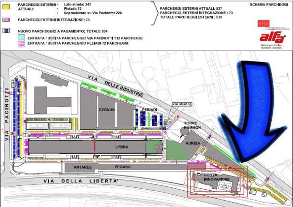 mappa_vega_PORTA DELL'INNOVAZIONE