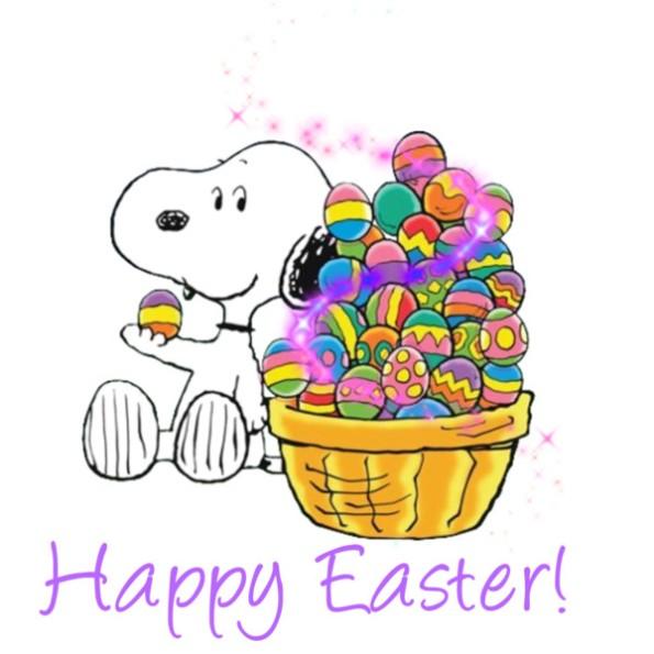 Snoopy Pasqua