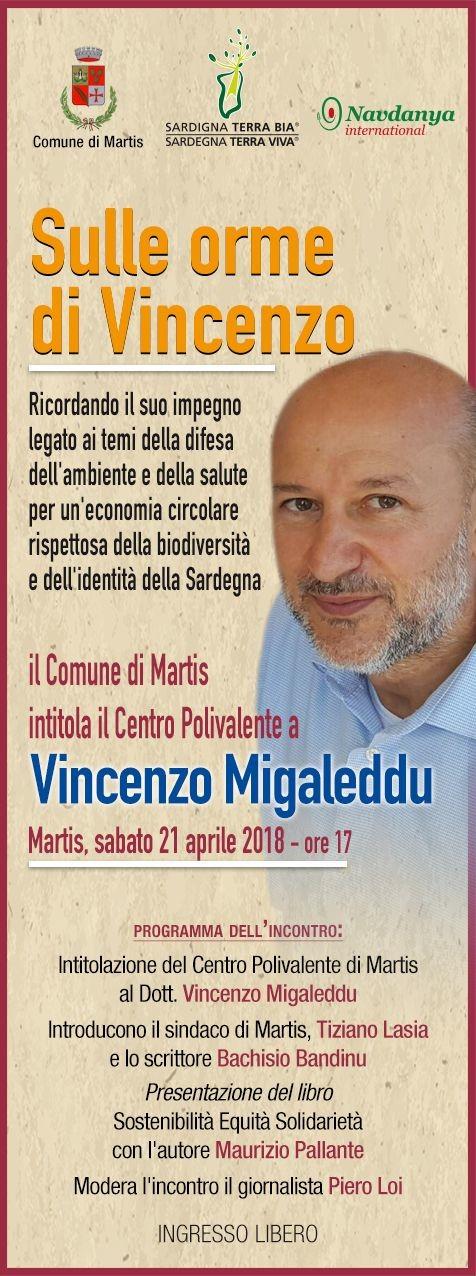 sulle orme di Vincenzo, 2018