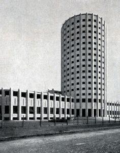 Marina di Massa, Colonia Fiat, 1934